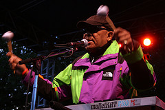 Roy Ayers| Shawn Anderson/Flickr. Creative Commons.