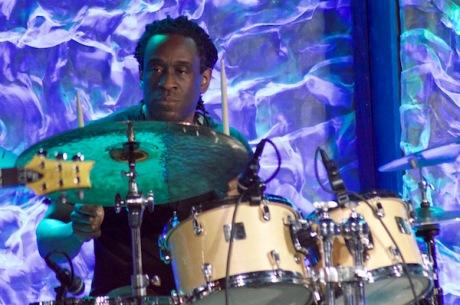 Drummer Will Calhoun