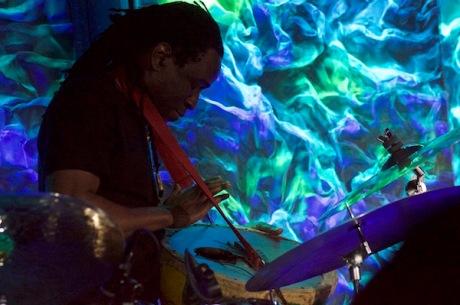 Drummer Will Calhoun on mbira