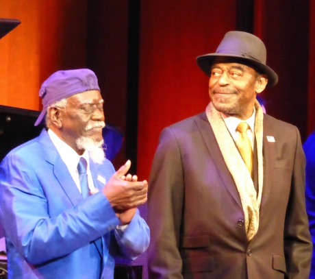 2016 NEA Jazz Masters Pharoah Sanders and Archie Shepp