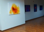 Artwork from the exhibit | Hank Williams photo