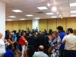 A view of the crowd | Hank Williams photo