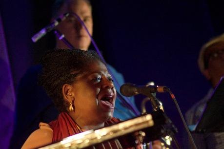 Vocalist Amma Mcken
